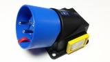 Schalter Stecker Kombination 230V  ha 2600 usw., 75012300